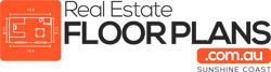 Real Estate Floor Plans | Sunshine Coast, QLD